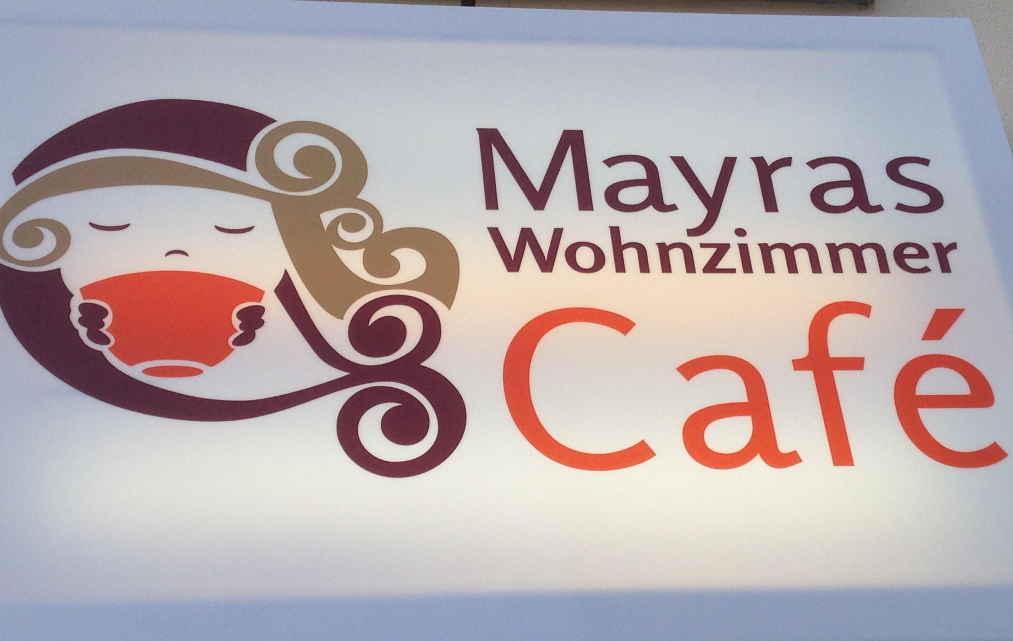 Mayras Wohnzimmer Cafe in Bonn | Travelingkinder
